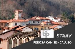 Abbonamento linea Perosa Canavese - Caluso