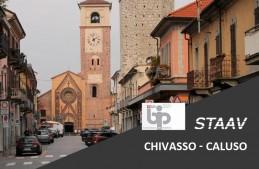 Abbonamento linea Chivasso - Caluso